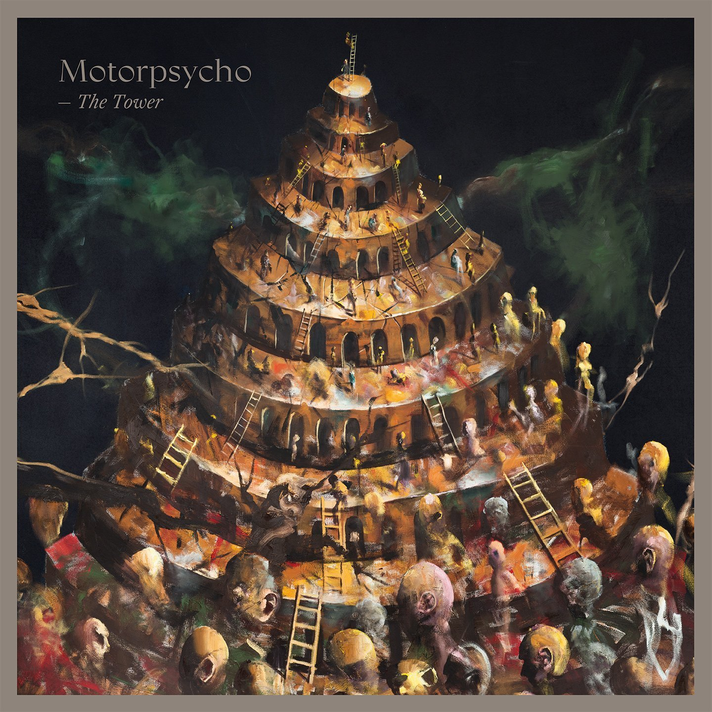 Motorspycho – The Tower