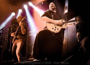 Subterranean Masquerade live in Arnhem, 24 February 2018