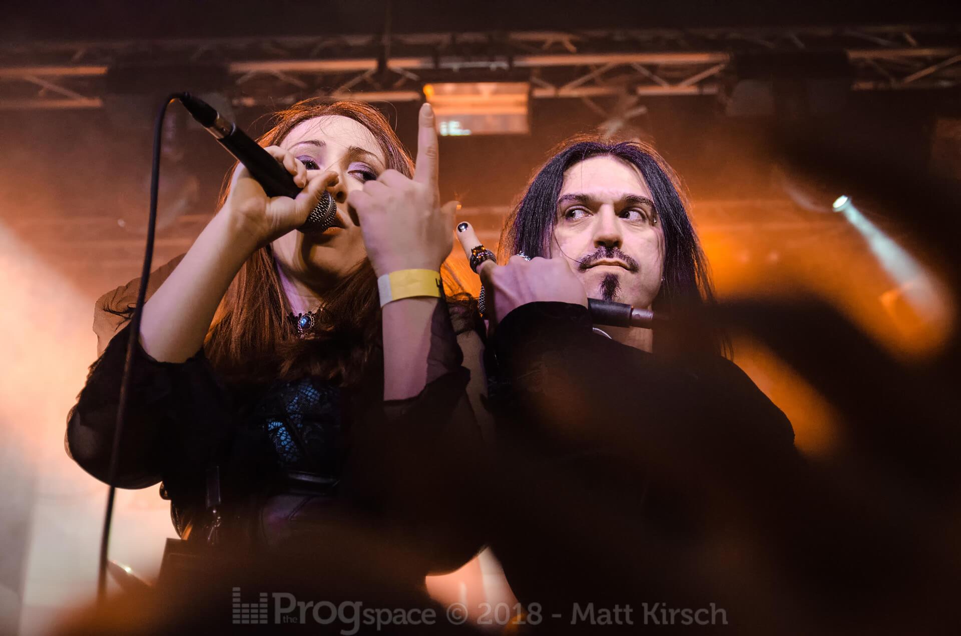 Aevum live in Arnhem, 24 February 2018