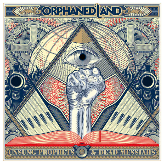 Orphaned Land – Unsung Prophets and Dead Messiahs