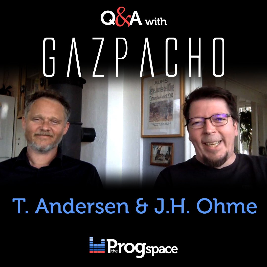 Q&A with GAZPACHO – Thomas Andersen & Jan Henrik Ohme
