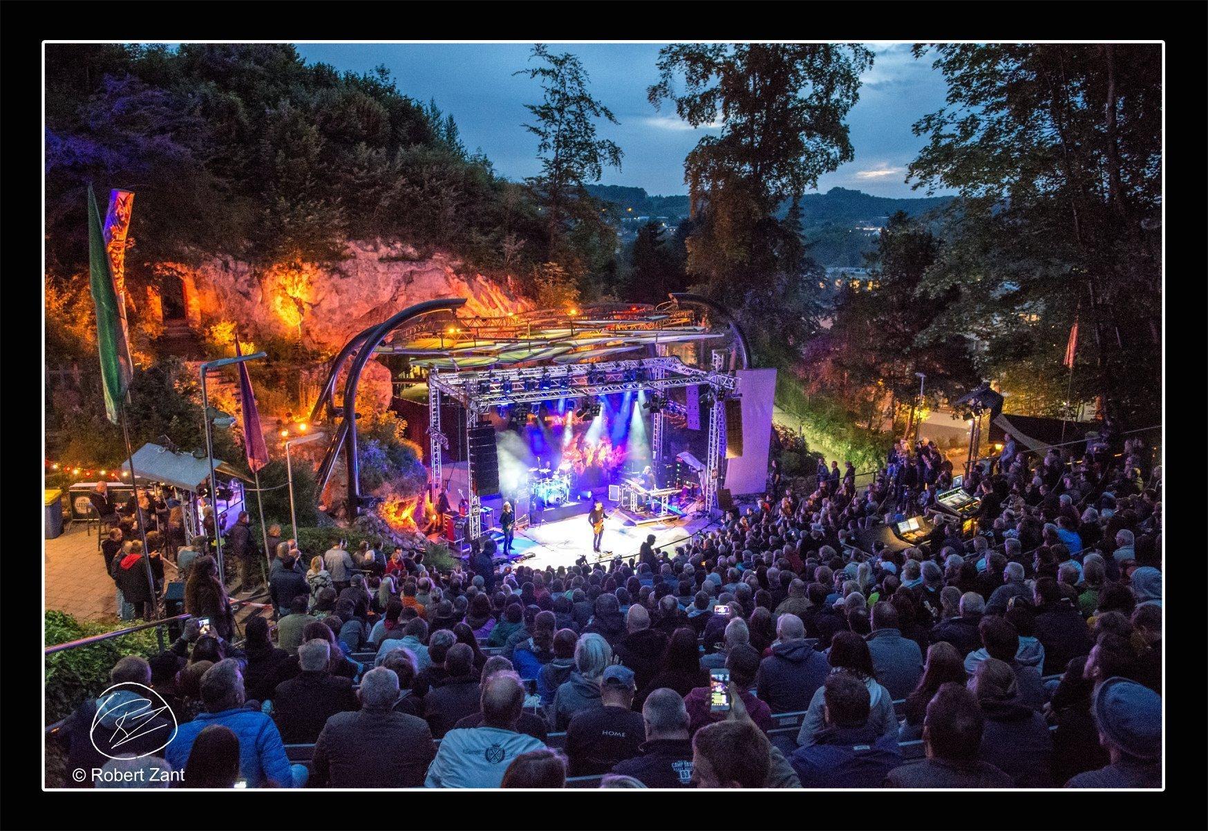 MidSummer Prog Festival, Valkenburg, NL, June 23rd 2018