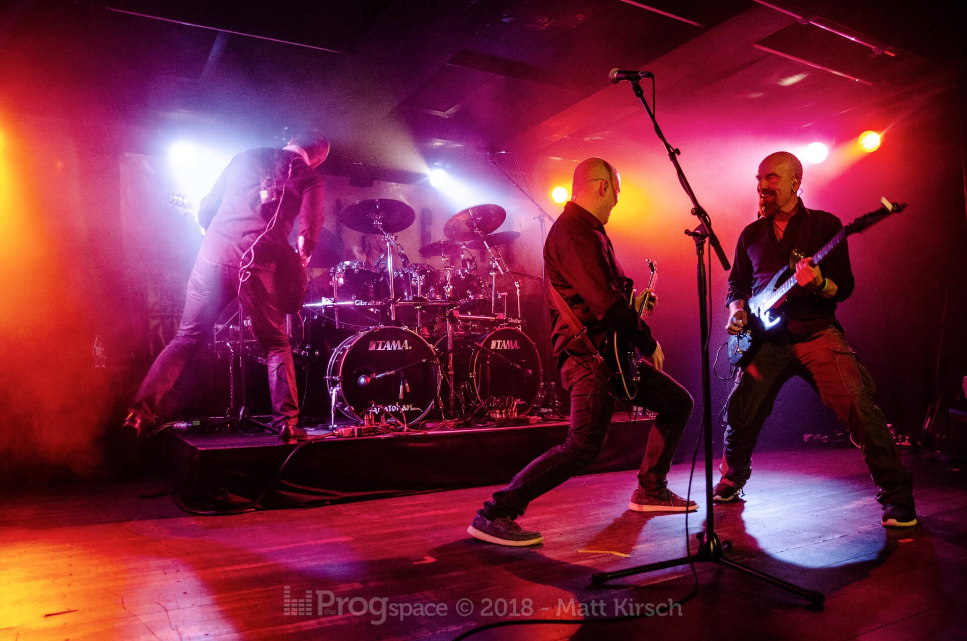 Anubis Gate live in Odense, 28 April 2018