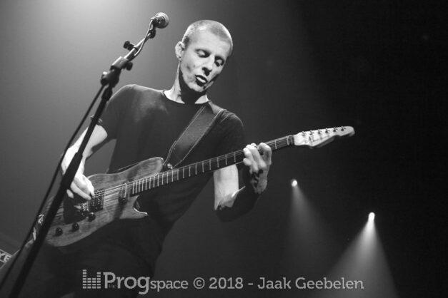 Lizzard live in Brussels, 16 September 2018