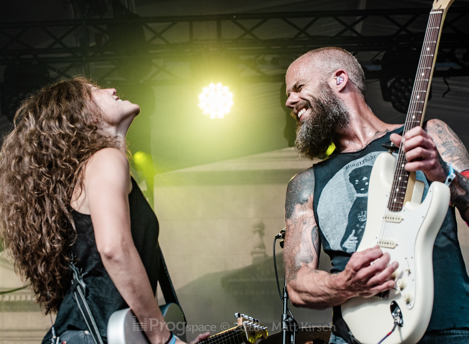 Be Prog! My Friend. 2018 – Baroness