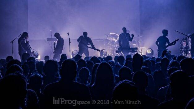 Leprous, Agent Fresco and 22 – Live in Eindhoven. September 20, 2018
