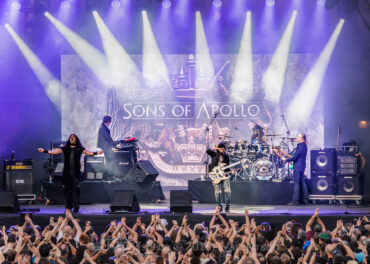 Be Prog! My Friend. 2018 – Sons of Apollo