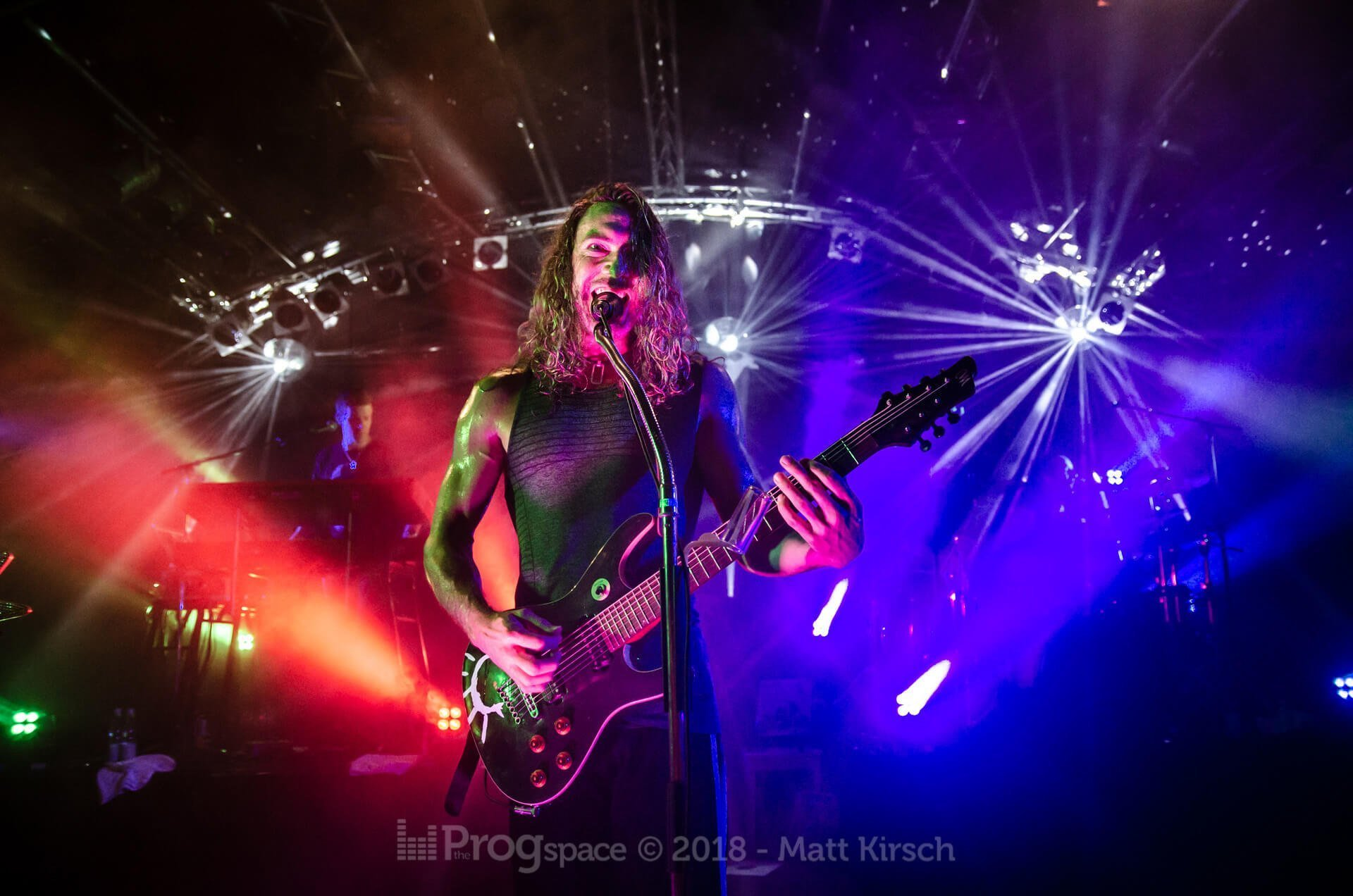 Pain of Salvation in Hamburg, September 9 2018