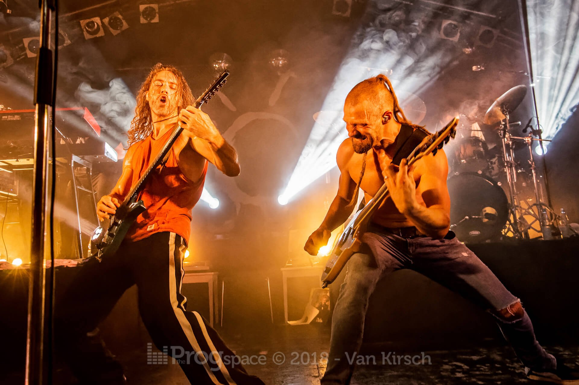 Pain of Salvation & Kingcrow in Hamburg – September 9, 2018