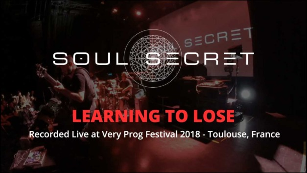 Soul Secret – Learning to Lose (Exclusive Official Video Premiere)