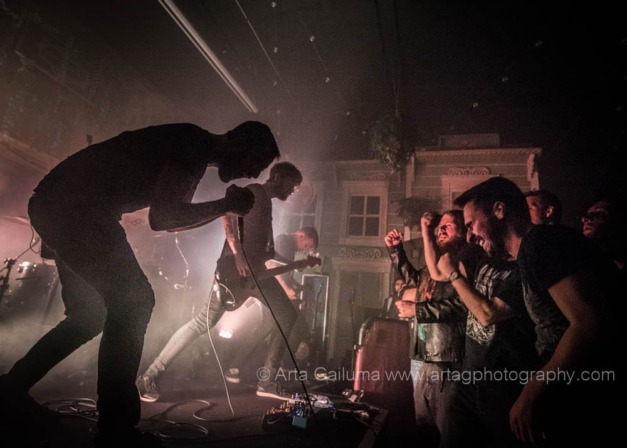 The Ocean Collective, Downfall Of Gaia, Herod live at Mama Roux Birmingham  20 March 2019