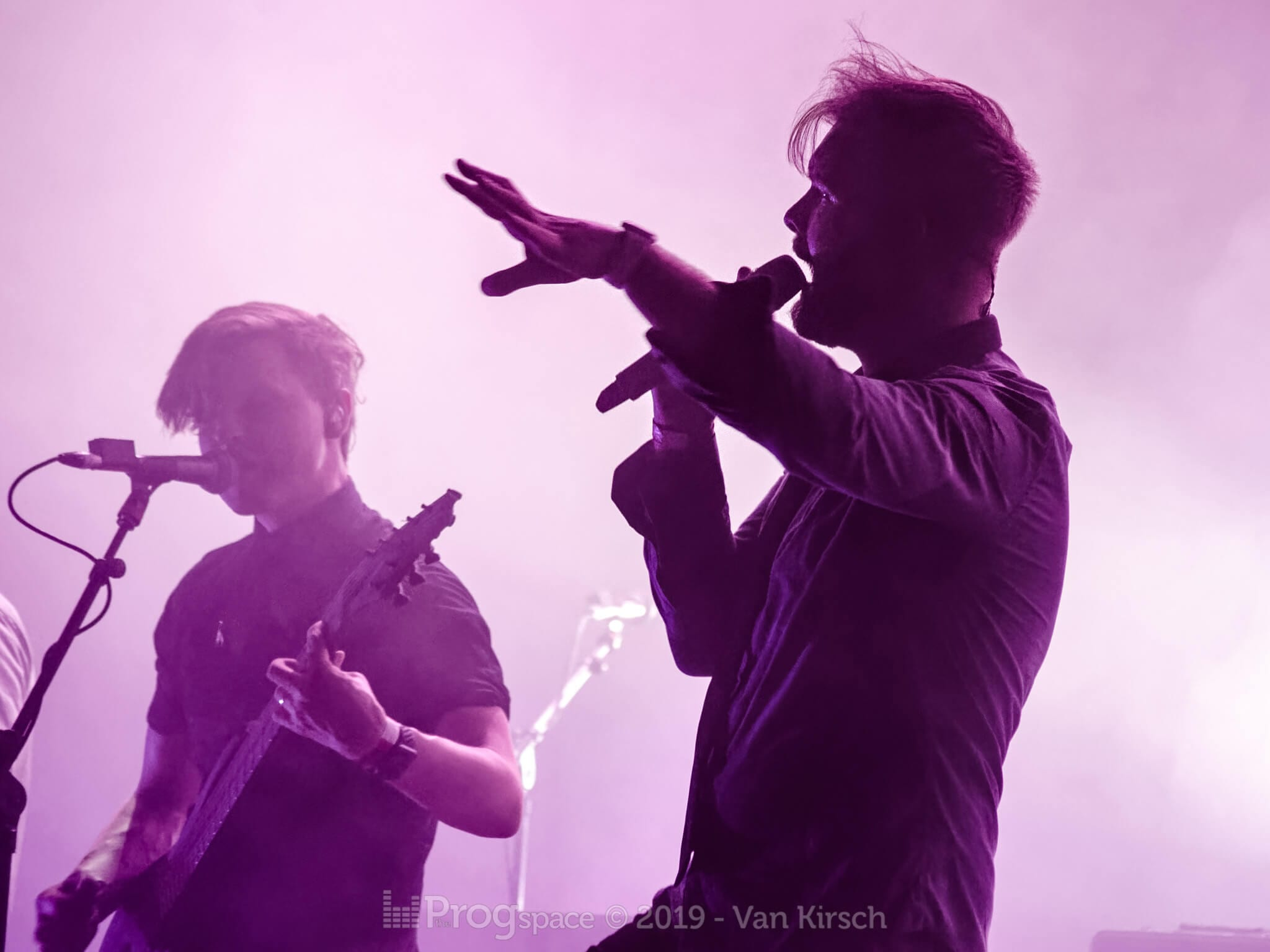 Leprous live at Heart Sound Metal Fest