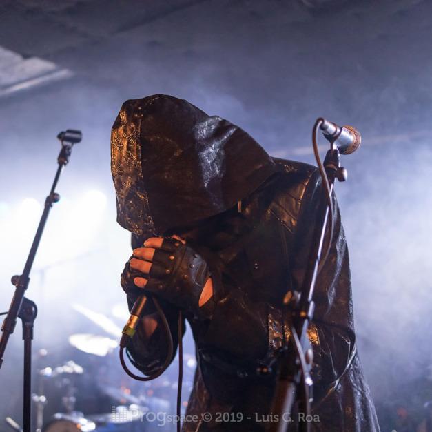 Caelestia live in Hamburg, 2 May 2019