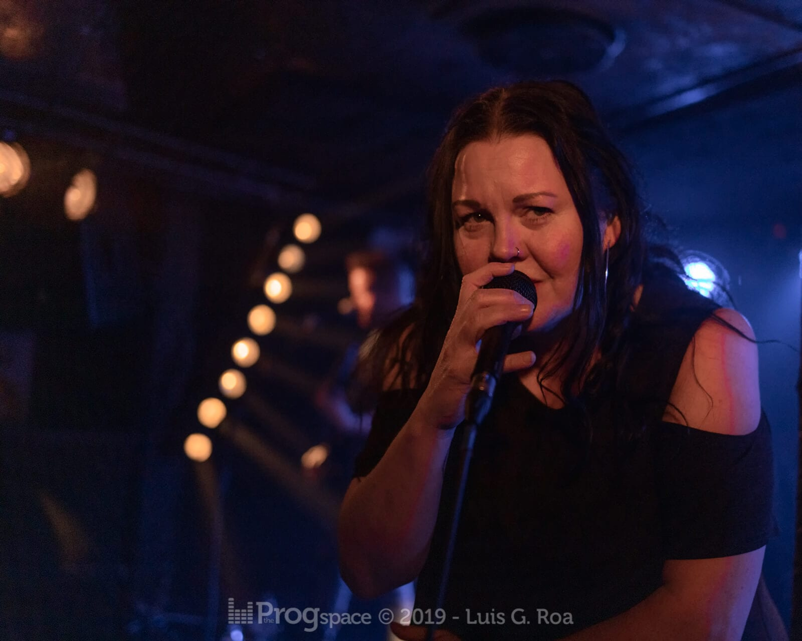 Madder Mortem live in Hamburg, 2 May 2019