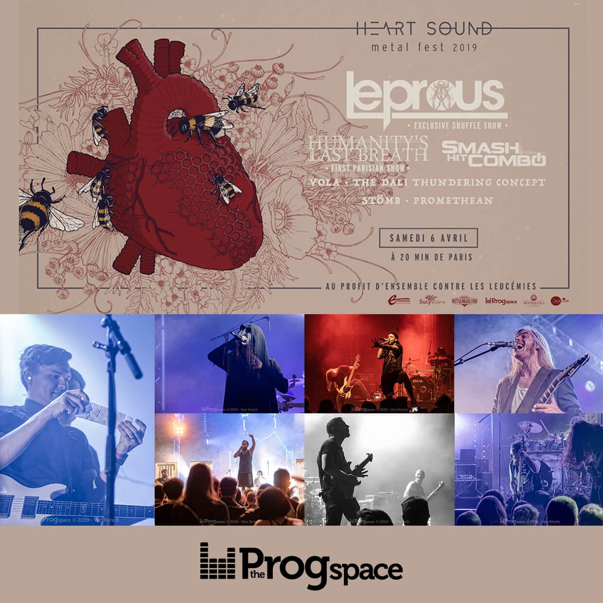 Heart Sound Metal Fest – 6 April 2019