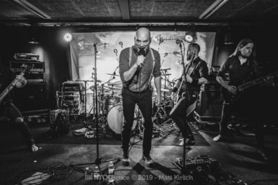 Vulture Industries and Madder Mortem in Esbjerg, 3 May 2019