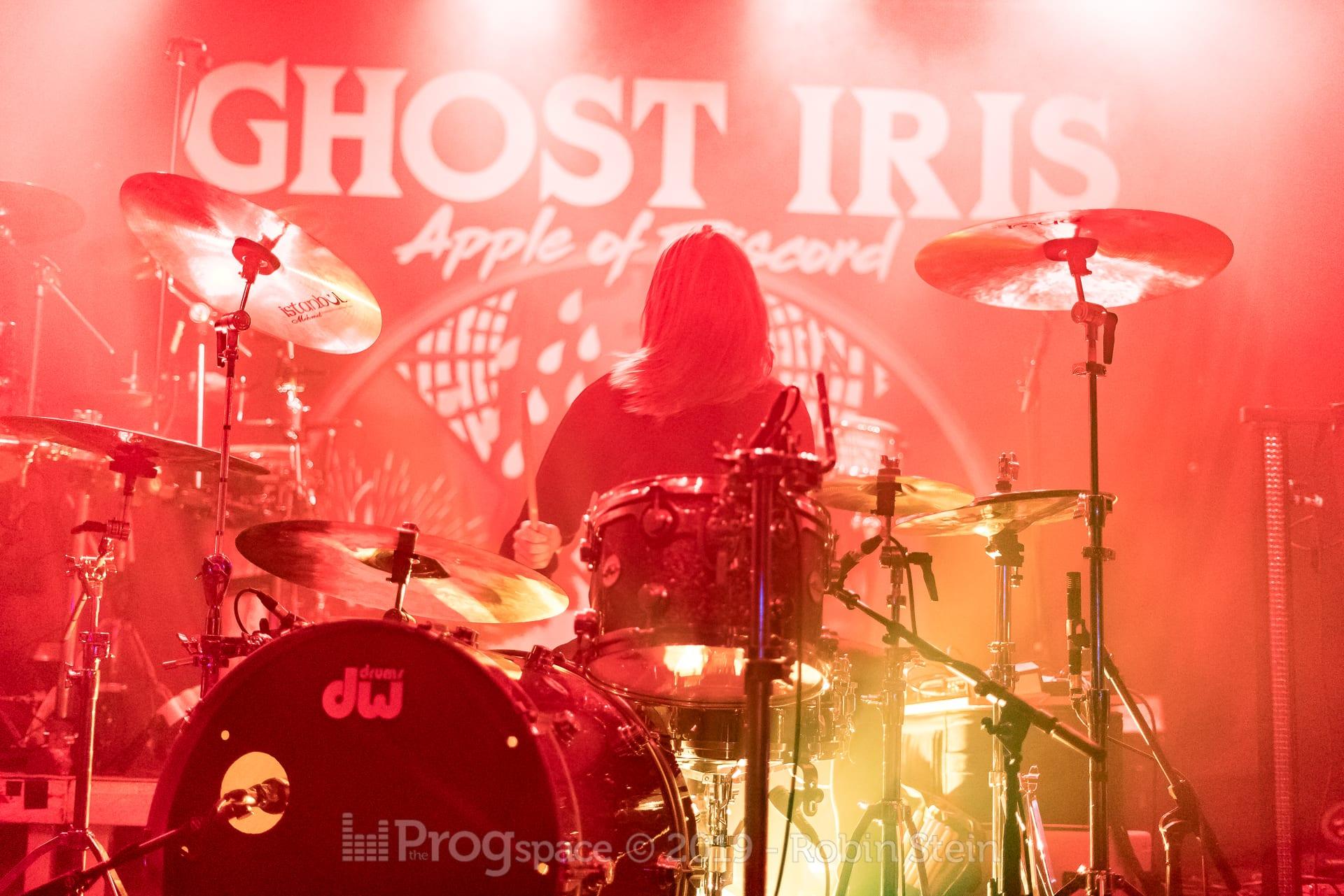 Ghost Iris, Munich 2019