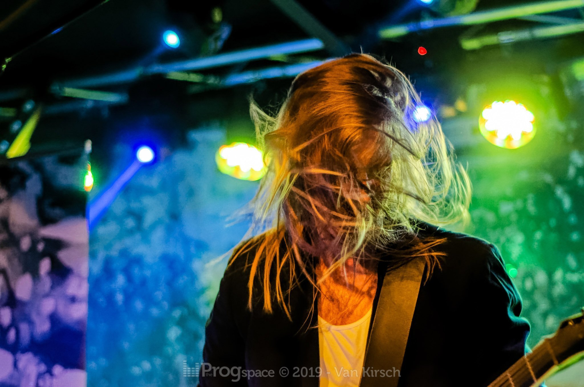 Vola at Headcrash Hamburg, 16 September 2019