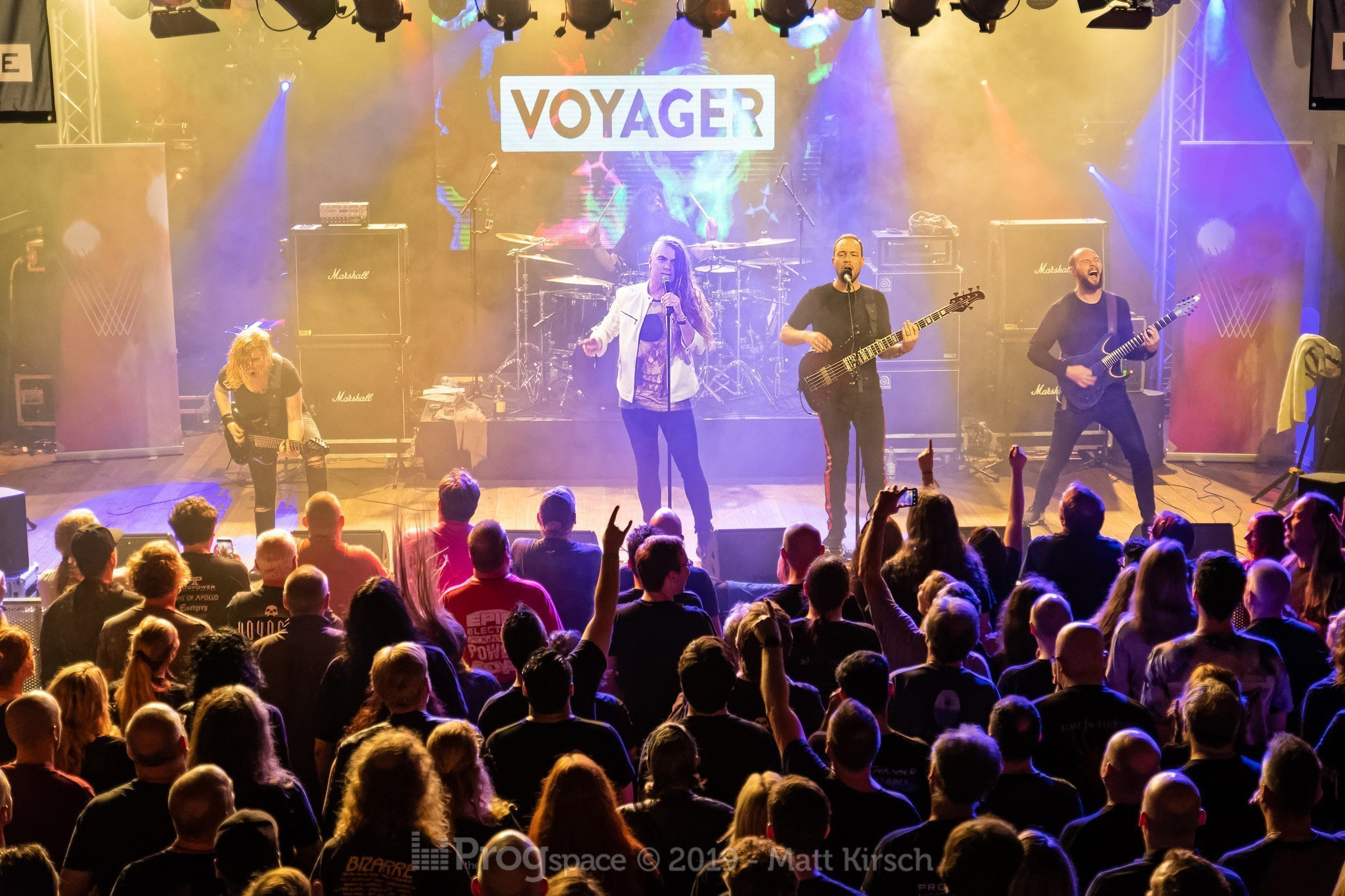 Progpower Europe 2019: Voyager