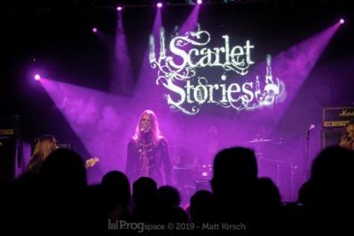 Progpower Europe 2019: Scarlet Stories