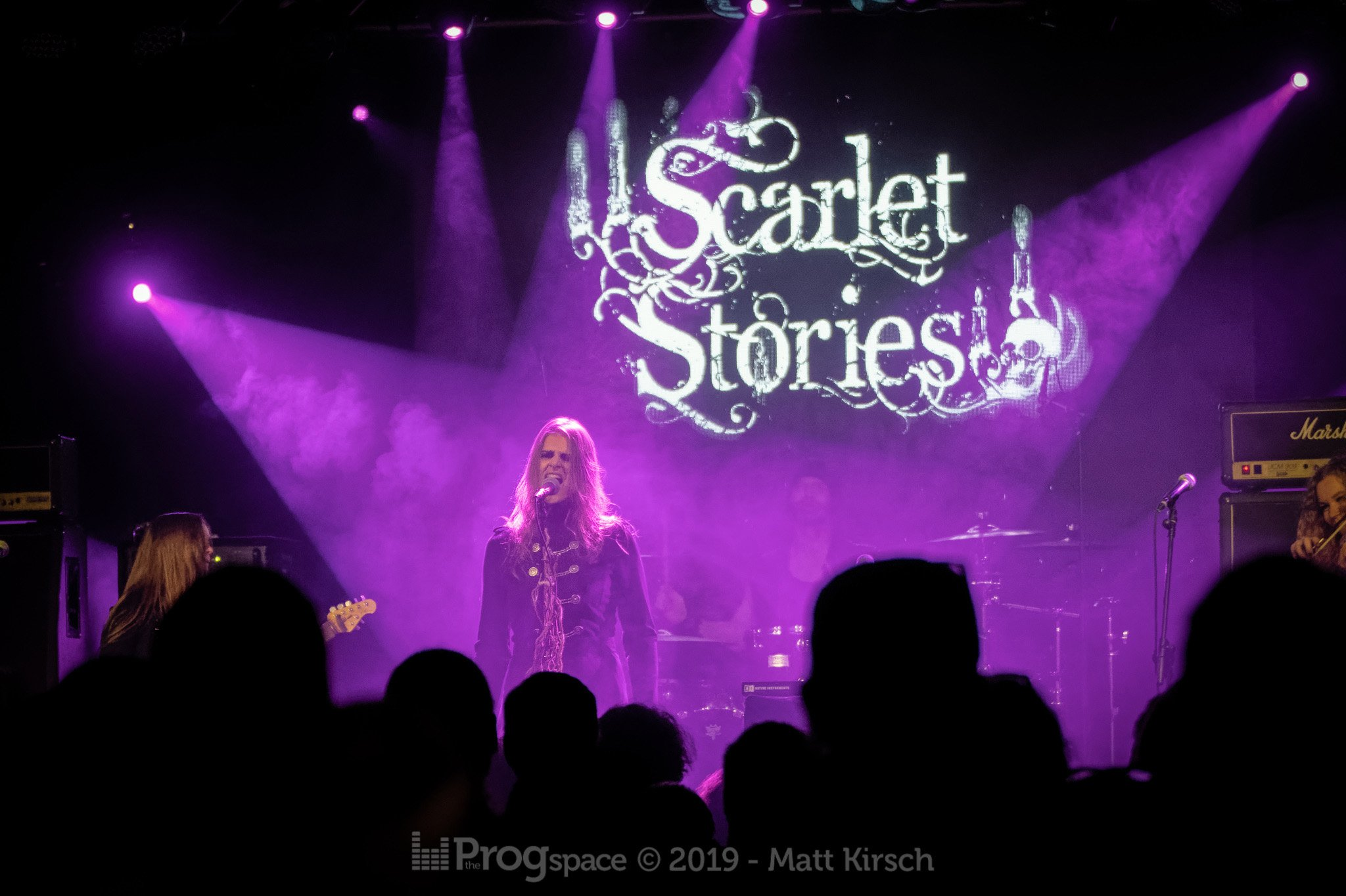 Progpower Europe 2019: Scarlet Stories