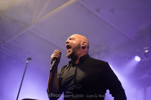 Uneven Structure live at Euroblast 15, 27 September 2019