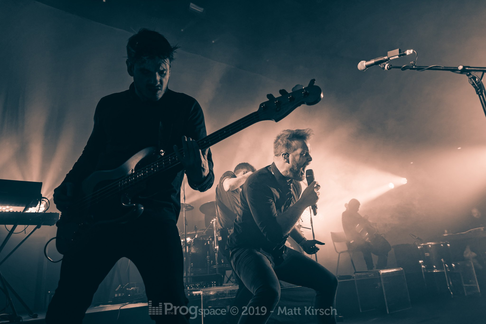 Leprous at Gebr. de Nobel, Leiden, 3 November 2019