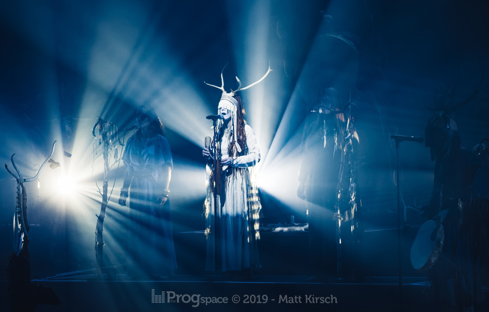 Live Report: Heilung at Kieler Schloss, 7 November 2019