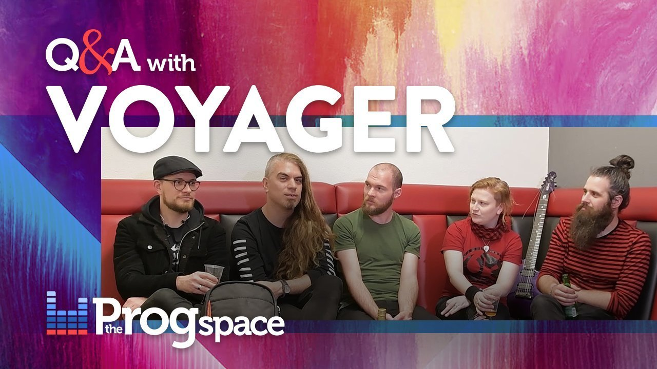 The Progspace Presents: Q&A with Voyager