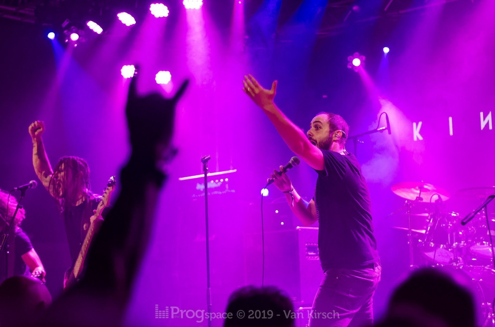 Progpower Europe 2019: Kingcrow