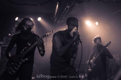 VERDERVER live at Euroblast 15, 27 September 2019