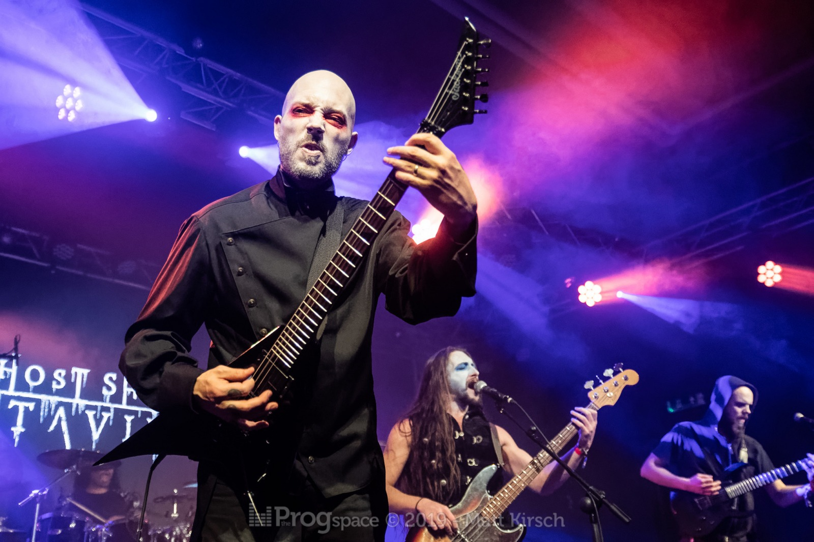 Progpower Europe 2019: Ghost Ship Octavius