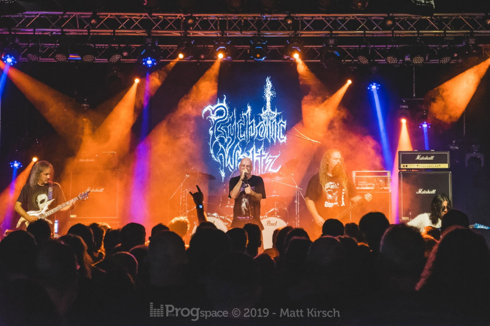 Progpower Europe 2019: Psychotic Waltz