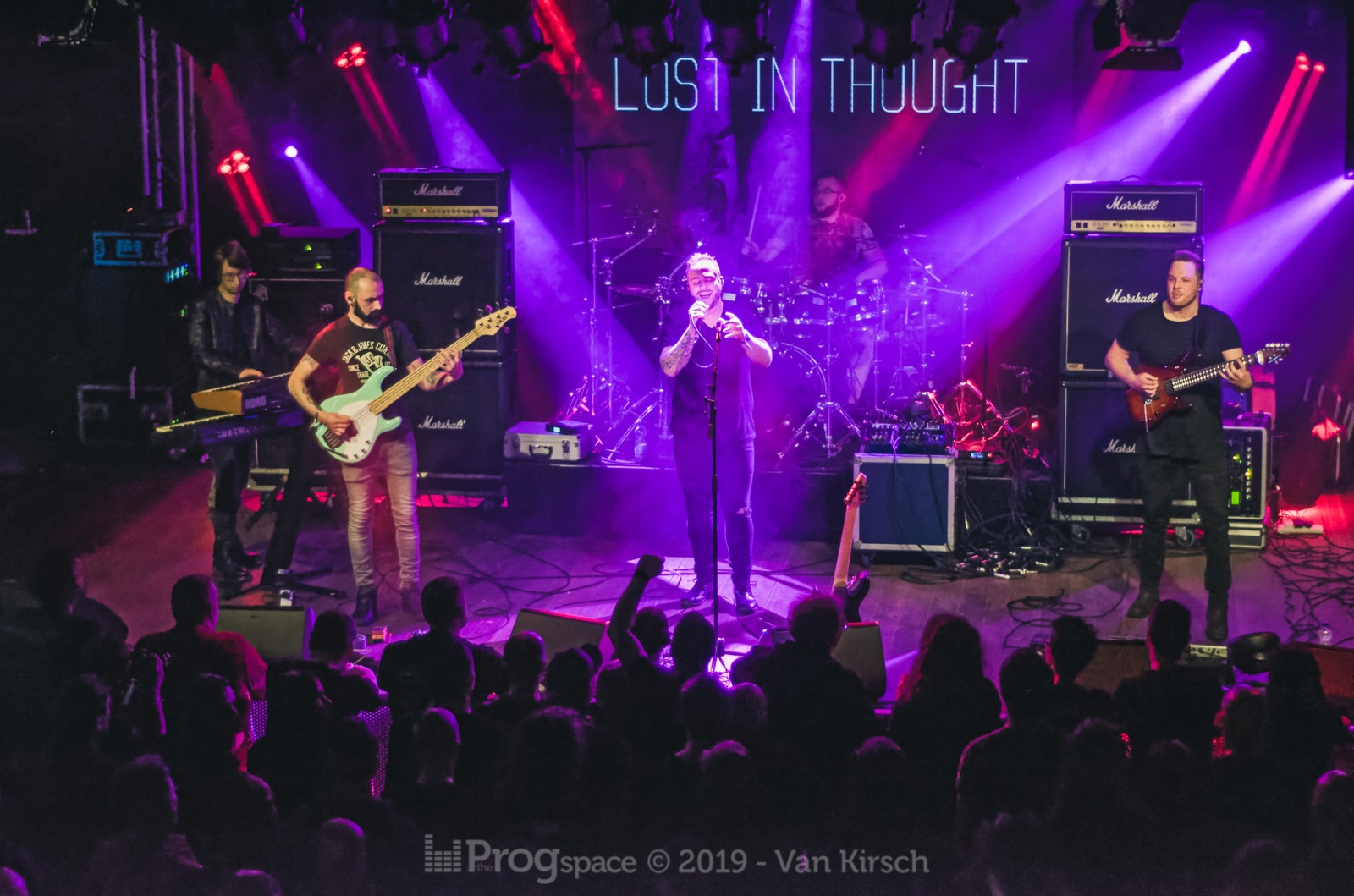 Progpower Europe 2019: Lost in Thought