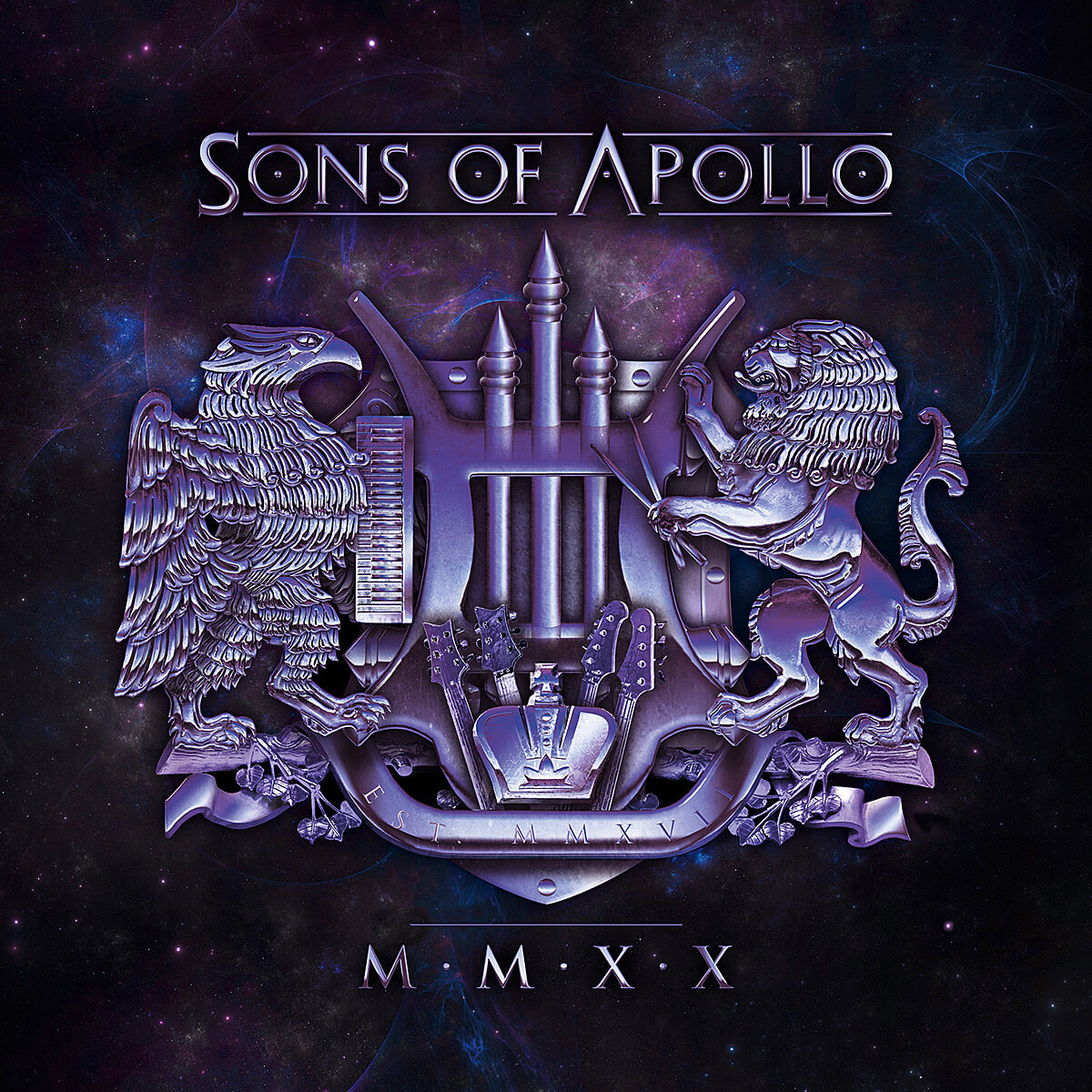 Sons of Apollo – MMXX