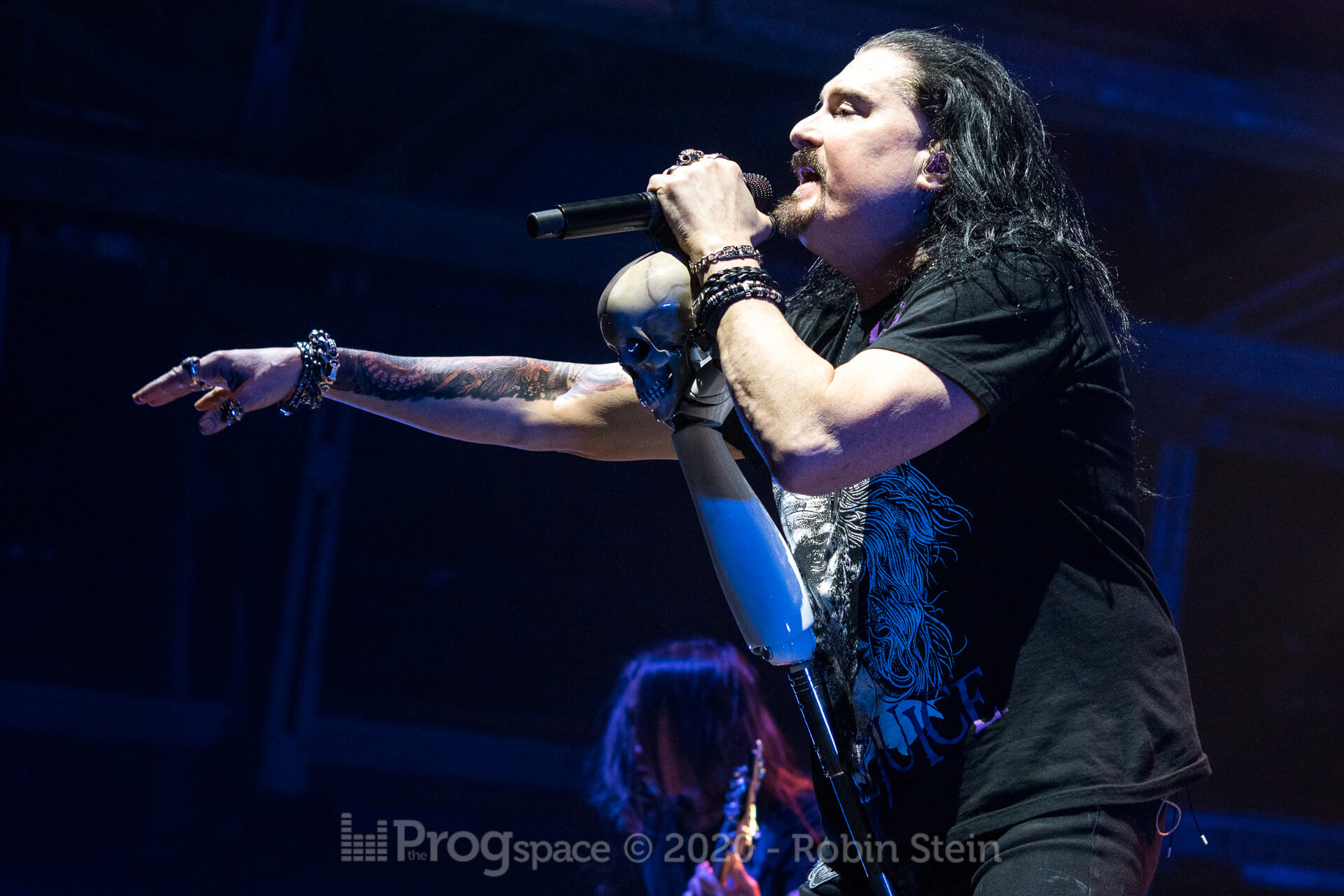 Dream Theater at Zenith Munich, 9 February 2020