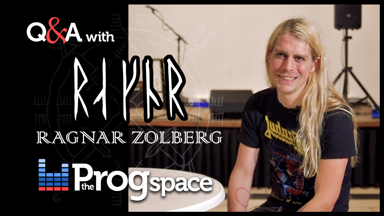 Q&A with Ragnar Zolberg