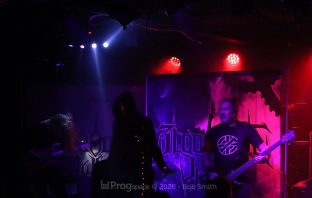 BruteAllies at Rebellion Manchester, 16 February 2020