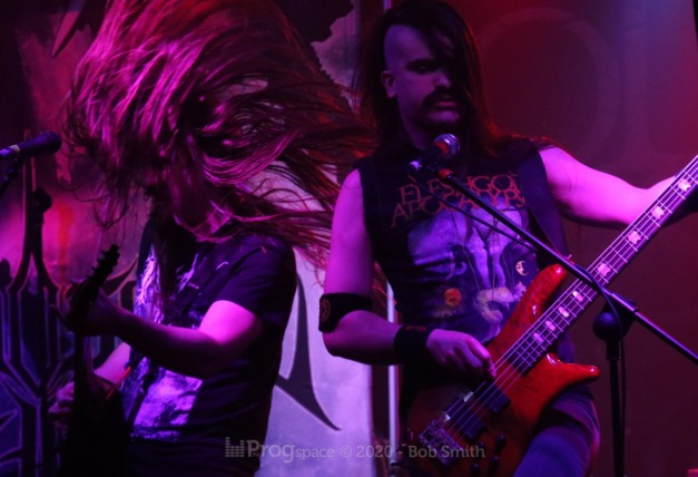 Bloodshot Dawn at Rebellion Manchester, 16 February 2020