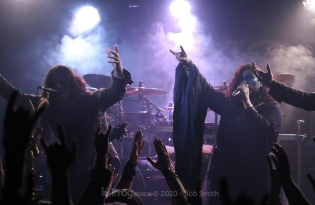 Fleshgod Apocalypse at Rebellion Manchester, 16 February 2020