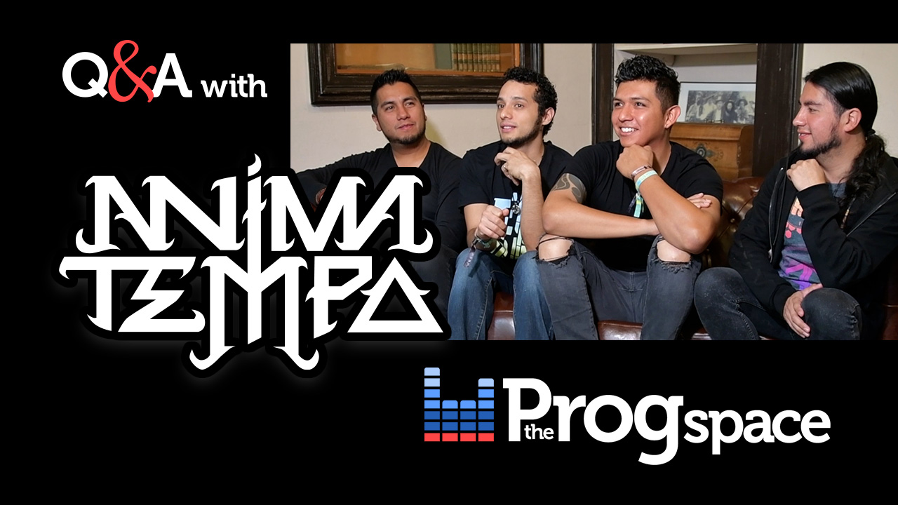 Q&A with ANIMA TEMPO