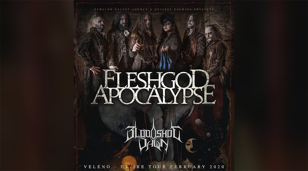 Live Report: Fleshgod Apocalypse at Rebellion Manchester, 16 February 2020