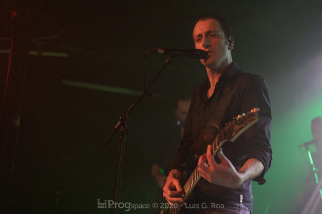 Disillusion live in Hamburg, 8 February 2020