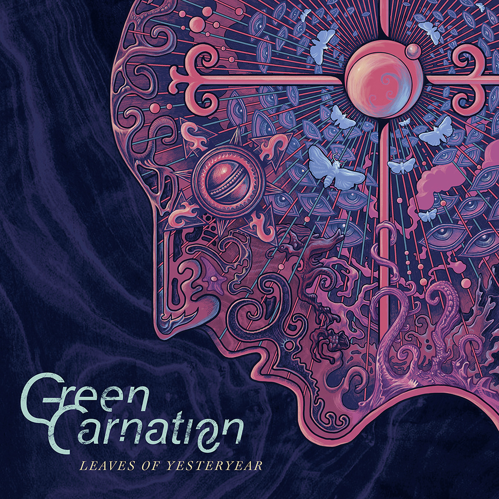 Green Carnation – Leaves of Yesteryear
