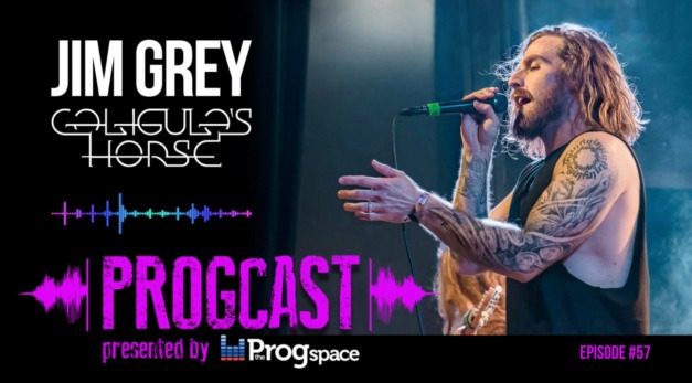 Progcast 057: Jim Grey (Caligula's Horse)