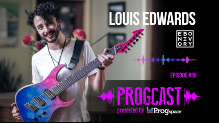 Progcast 059: Louis Edwards (Ebonivory)