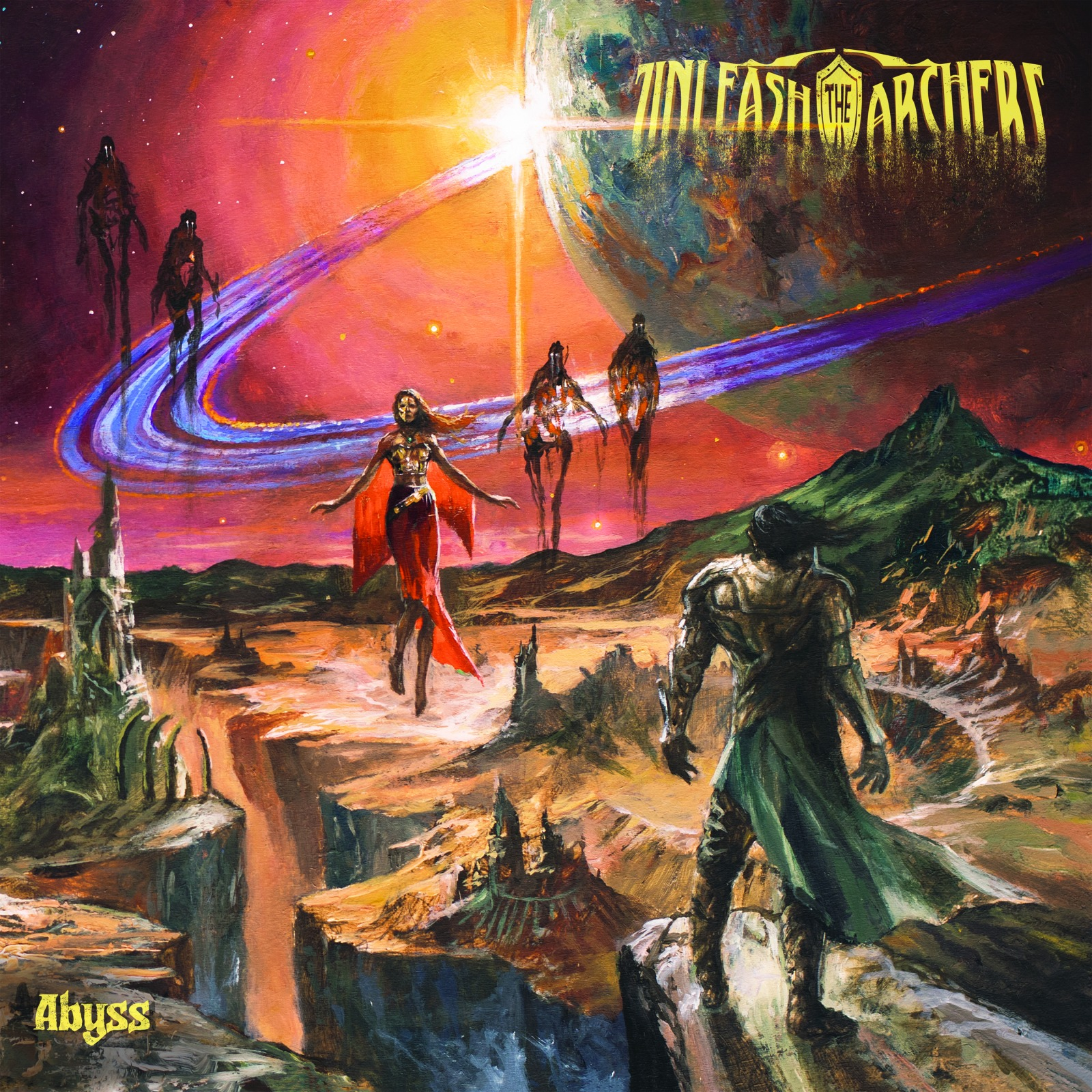 Unleash the Archers – Abyss