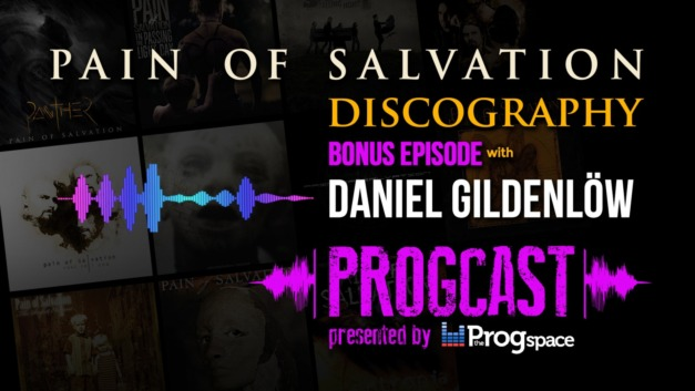 Bonus Episode – Pain of Salvation Discography with Daniel Gildenlöw
