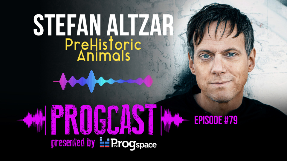 Progcast 079: Stefan Altzar (PreHistoric Animals)