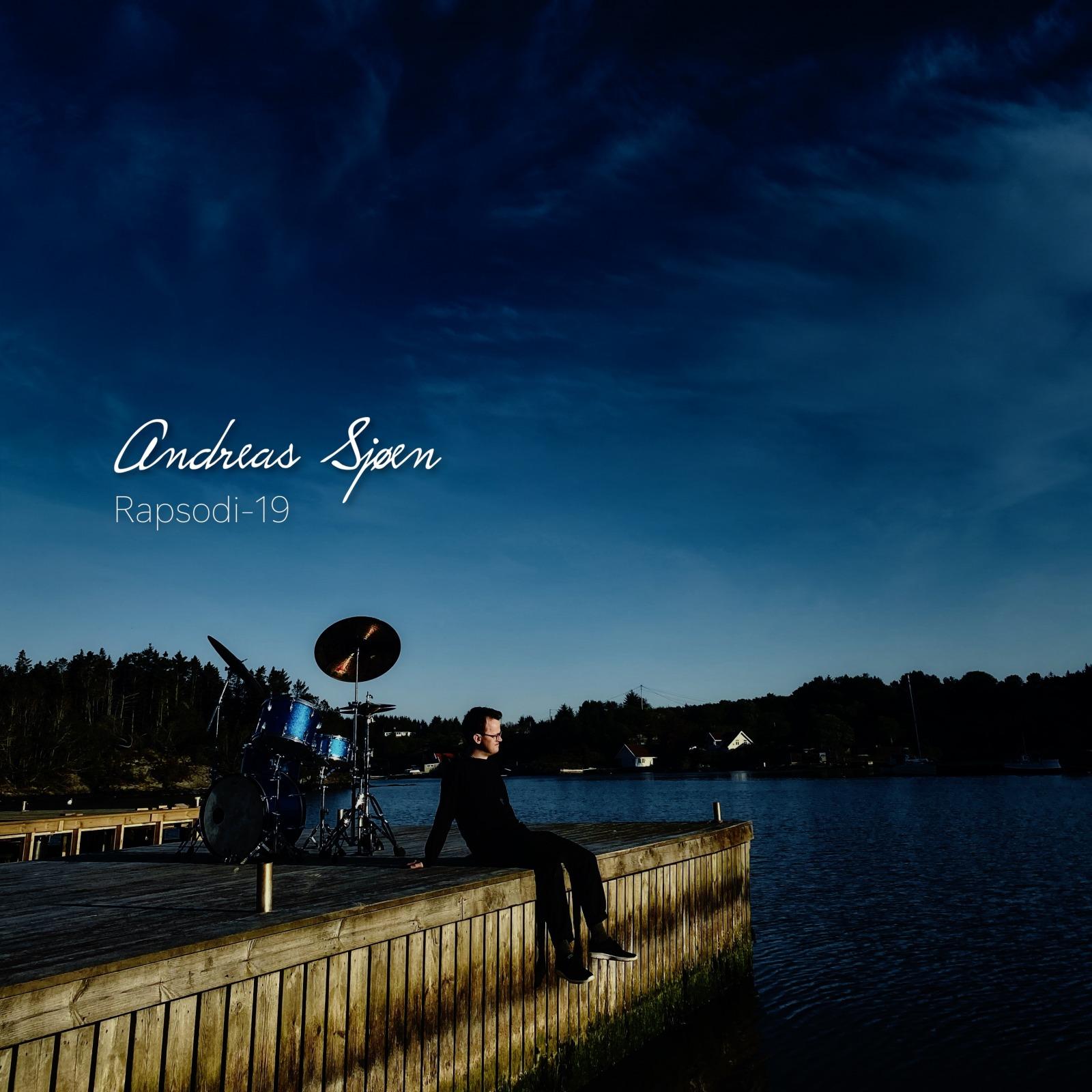 Andreas Sjøen (Umpfel) premieres solo debut single 'Rapsodi-19'